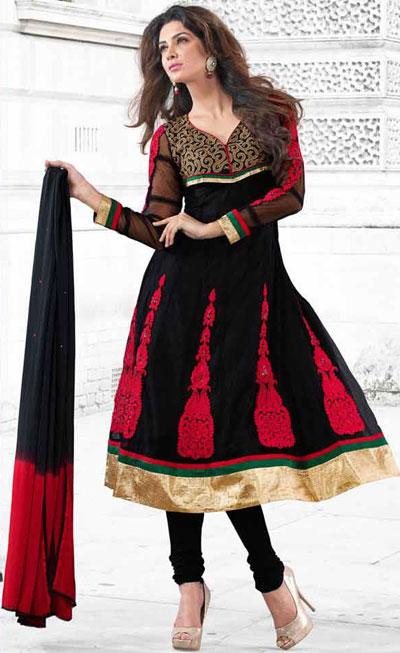 مدل لباس زنانه,لباس هندی
