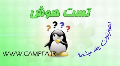 ضریب هوشی خود را بسنجید! ـ www.campfa.ir