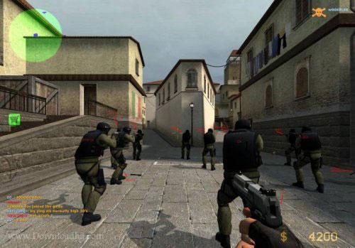 counter 4 دانلود بازی بسیار زیبای Counter Strike: Source v45 Non Steam