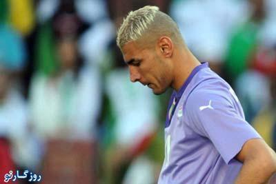 مدل موهای خنده دار بازیکنان فوتبال | www.campfa.ir