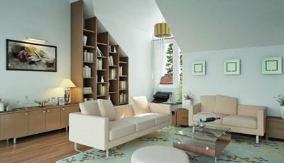 دکوراسیون داخلی سه بعدی جدید 92 www.campfa.ir