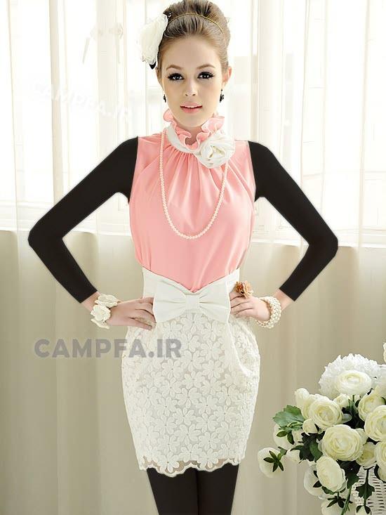 مدل لباس مجلسی کوتاه دخترانه سال 2013 (سری دوم) www.campfa.ir