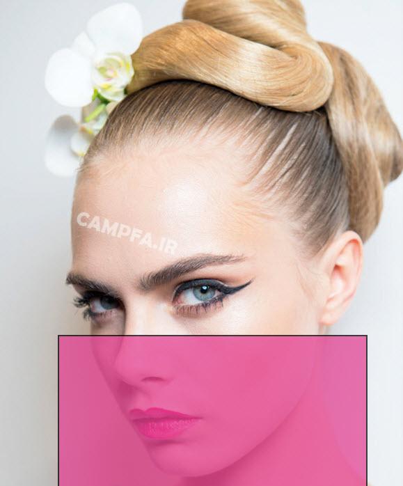 مدل های جدید بافت مو زنانه 92 - www.campfa.ir