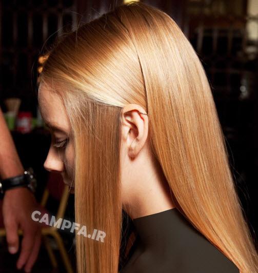 مراقبت از موها,موهای خشک,شورۀ مو - www.campfa.ir