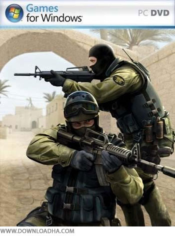 counter cover دانلود بازی بسیار زیبای Counter Strike: Source v45 Non Steam