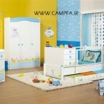 مدل جدید دکوراسیون اتاق کودک 2013