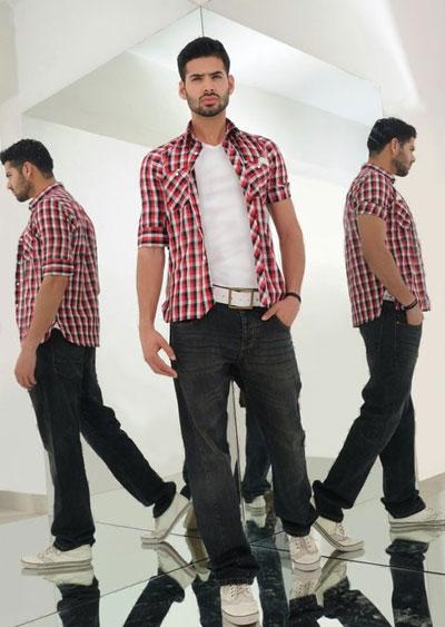 تیپ های اسپرت مردانه , لباس اسپرت مردانه