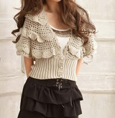 مدل لباس بافتنی, انواع بافت زنانه| wWw.CampFa.ir