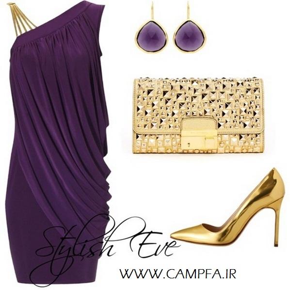 ست لباس بهاره زنانه و دخترانه 2013 - www.campfa.ir