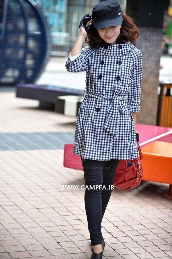 مدل مانتو و تونیک کره ایی 2013 www.campfa.ir