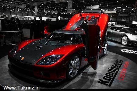 عکس های ماشین www.taknaz.ir- Koenigsegg