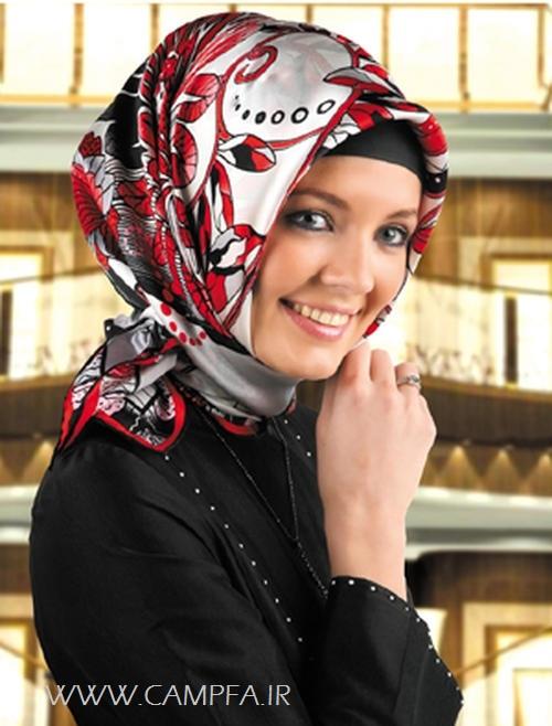 مدل روسری های ترکی 2013 سری دوم - WWW.campfa.ir