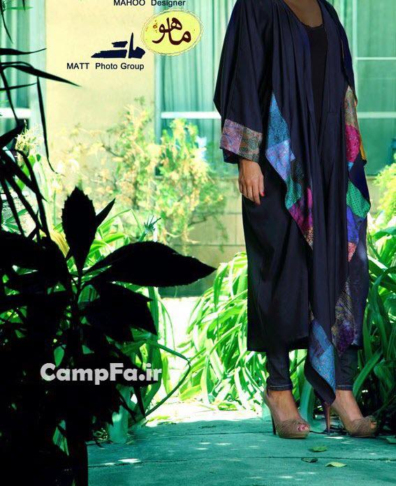 جدیدترین مدل مانتو سنتی سال 92 www.campfa.ir