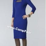مدل لباس مجلسی بلند زنانه 2013