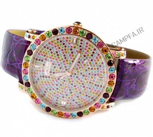 مدل ساعت مچی دخترانه 2013 - www.campfa.ir