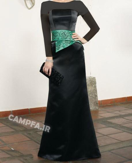 ژورنال جدیدترین لباس مجلسی زنانه 2013 - WwW.campfa.ir