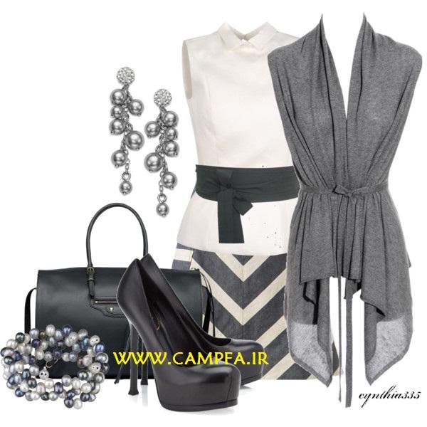 مدل لباس مجلسی و مهمانی جدید 2014 بسیار شیک