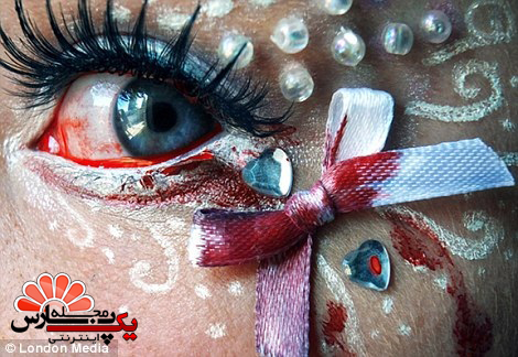 eyemake-up12| wWw.CampFa.ir