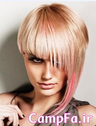 مدل رنگ مو زنانه , مضرات رنگ مو