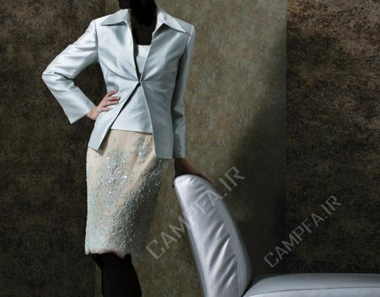 مدل جدید کت و دامن زنانه 2013 - www.campfa.ir