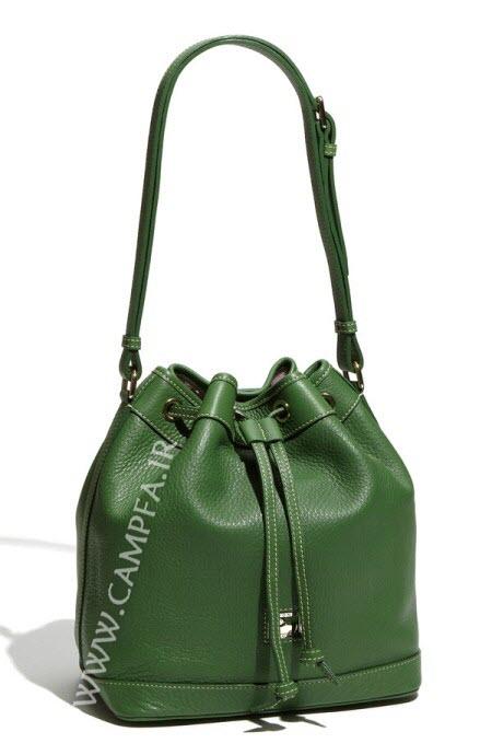 مدل کیف زنانه رنگ سبز ۲۰۱۳ - www.campfa.ir