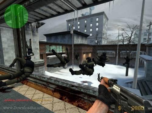 counter 3 دانلود بازی بسیار زیبای Counter Strike: Source v45 Non Steam