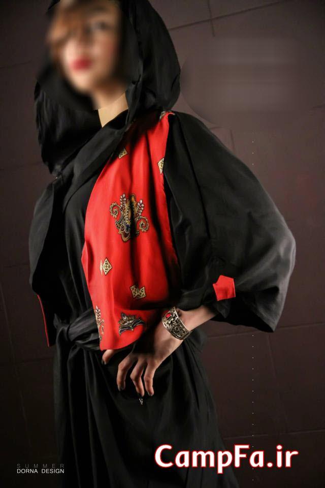 مدل مانتو سنتی برند درنا www.CampFa.ir