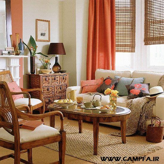 مدل جدید دکوراسیون داخلی منزل 2013 | www.campfa.ir