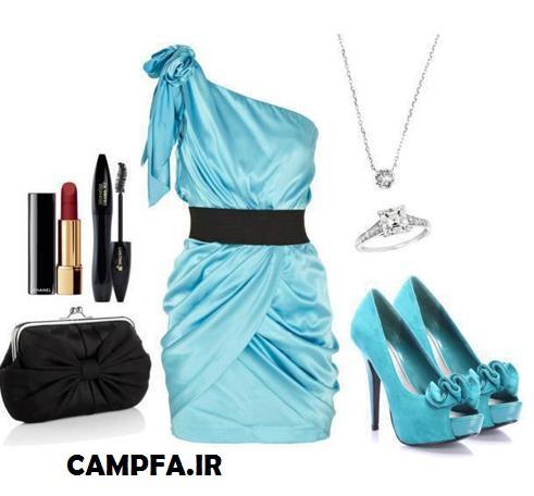 ست لباس زنانه و دخترانه 2013 www.campfa.ir