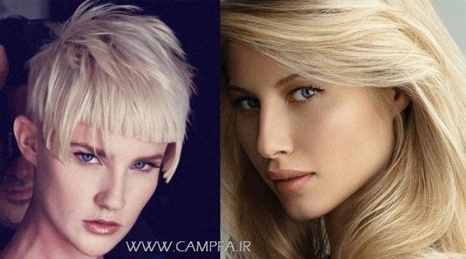 زیبا ترین مدل مو زنانه 92 | www.campfa.ir
