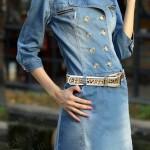 مدل مانتو لی جدید 2013