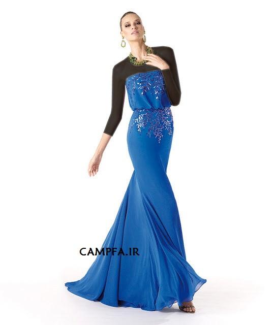 مدل لباس مجلسی پرونویا 2013 www.campfa.ir