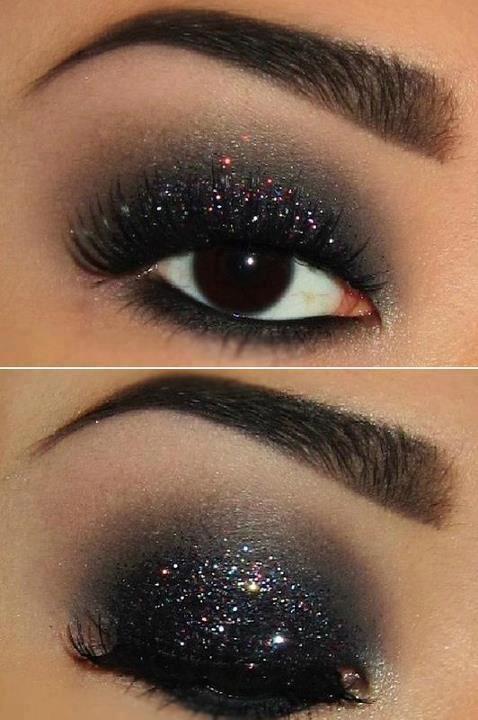 سایه چشم,مدل سایه چشم و ارایش چشم