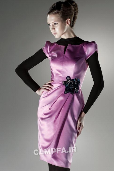 www.campfa.ir مدل لباس مجلسی براق 2013