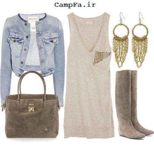 مدل ست لباس دخترانه 2013| wWw.CampFa.irr