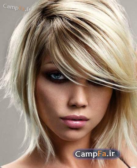 جدیدترین و جذاب ترین مدل موی زنانه 2013 wWw.CampFa.ir