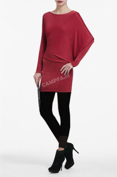 CAMPFA.IR لباس مجلسی کوتاه دخترانه 2013