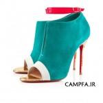 مدل کفش مجلسی کریستین 2013 (سری اول)