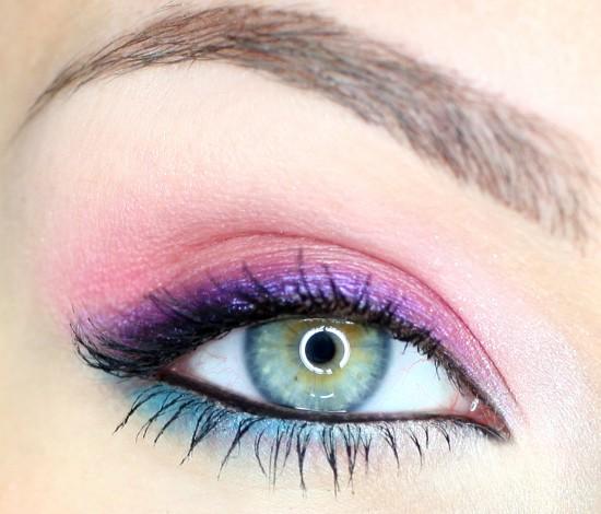 مدل های جدید و زیبای آرایش چشم | www.campfa.ir