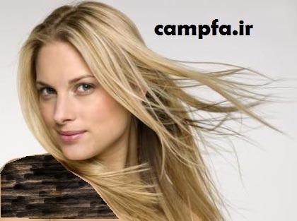 10 نکته برای اتو کشیدن مو www.campfa.ir