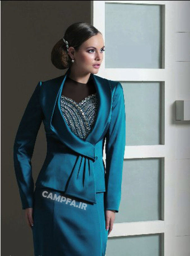 www.campfa.ir مدل های جدید کت و دامن زنانه ترکی 2013