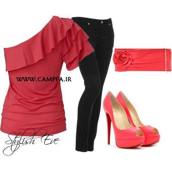 ست لباس مجلسی 2013 - www.campfa.ir