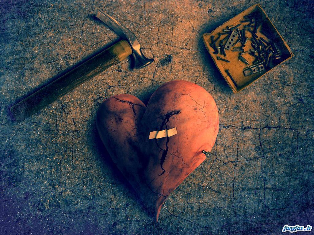 والپیپر قلب