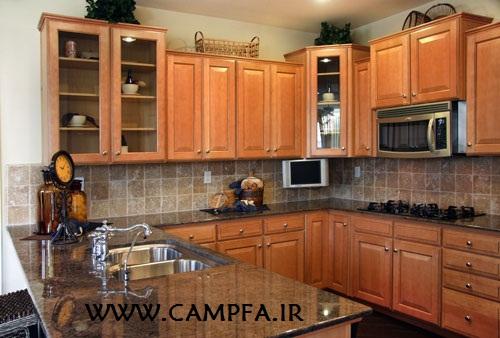 آشپزخانه | www.campfa.ir