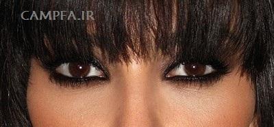 مزایای داشتن پوست تیره و آرایش متناسب با آن www.campfa.ir