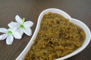 روش تهیه ترشی بادنجان کبابی