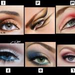 مدل های جدید آرایش چشم و سایه چشم 92