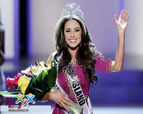 اولیویا به عنوان زیباترین دختر امریکا در سال 2012 شناخته شد + عکس