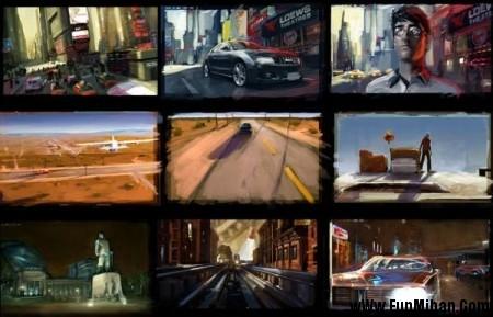 دانلود انیمیشن جدیدThe Prodigies 2011 با کیفیت عالی