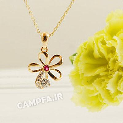 www.campfa.ir مدل هایی جدید از گردنبندهای دخترانه ۲۰۱۳